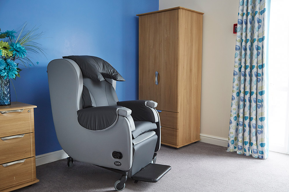 Product Spotlight: the Careflex Hydrotilt Chair