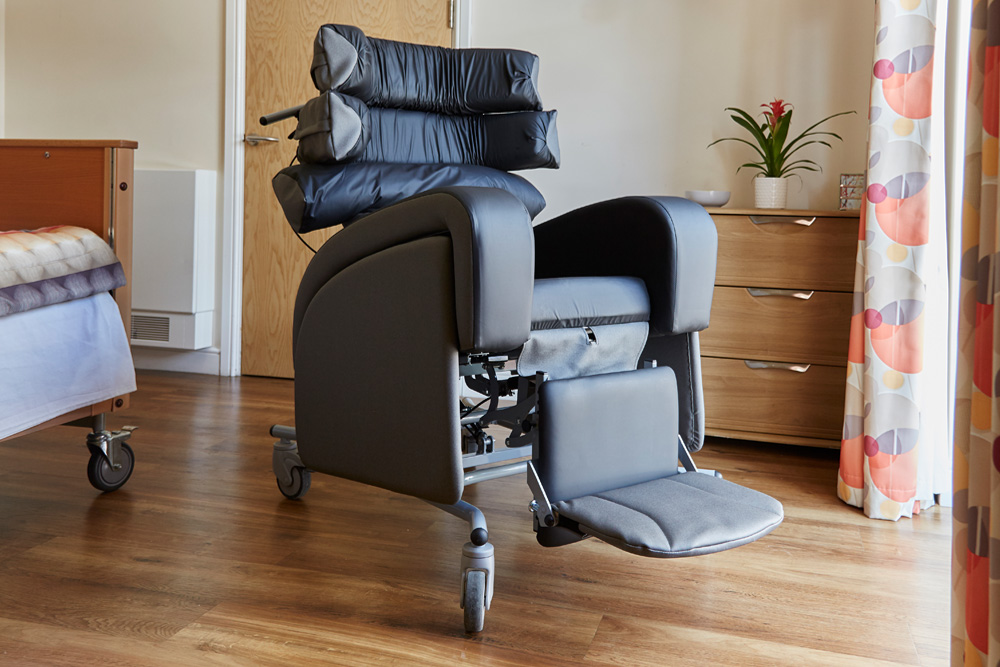 spinal cord injuries seating